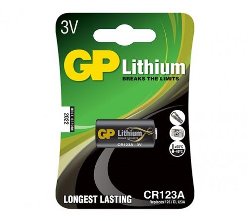 GP CR123