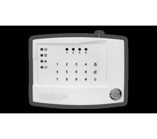 Контроллер охранно-пожарный Приток-А-КОП-02